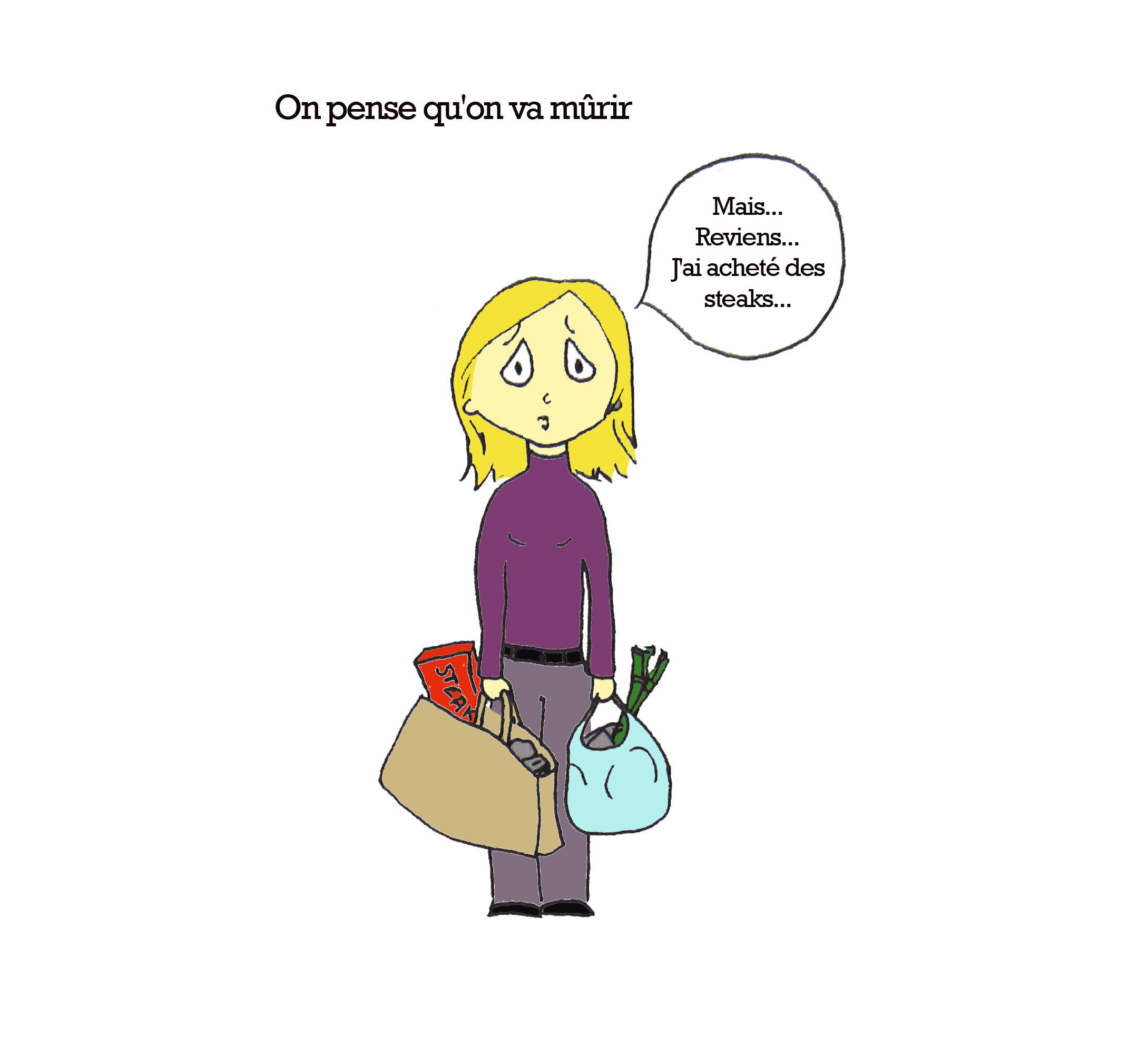 clin d'oeil aux filles et aux mères