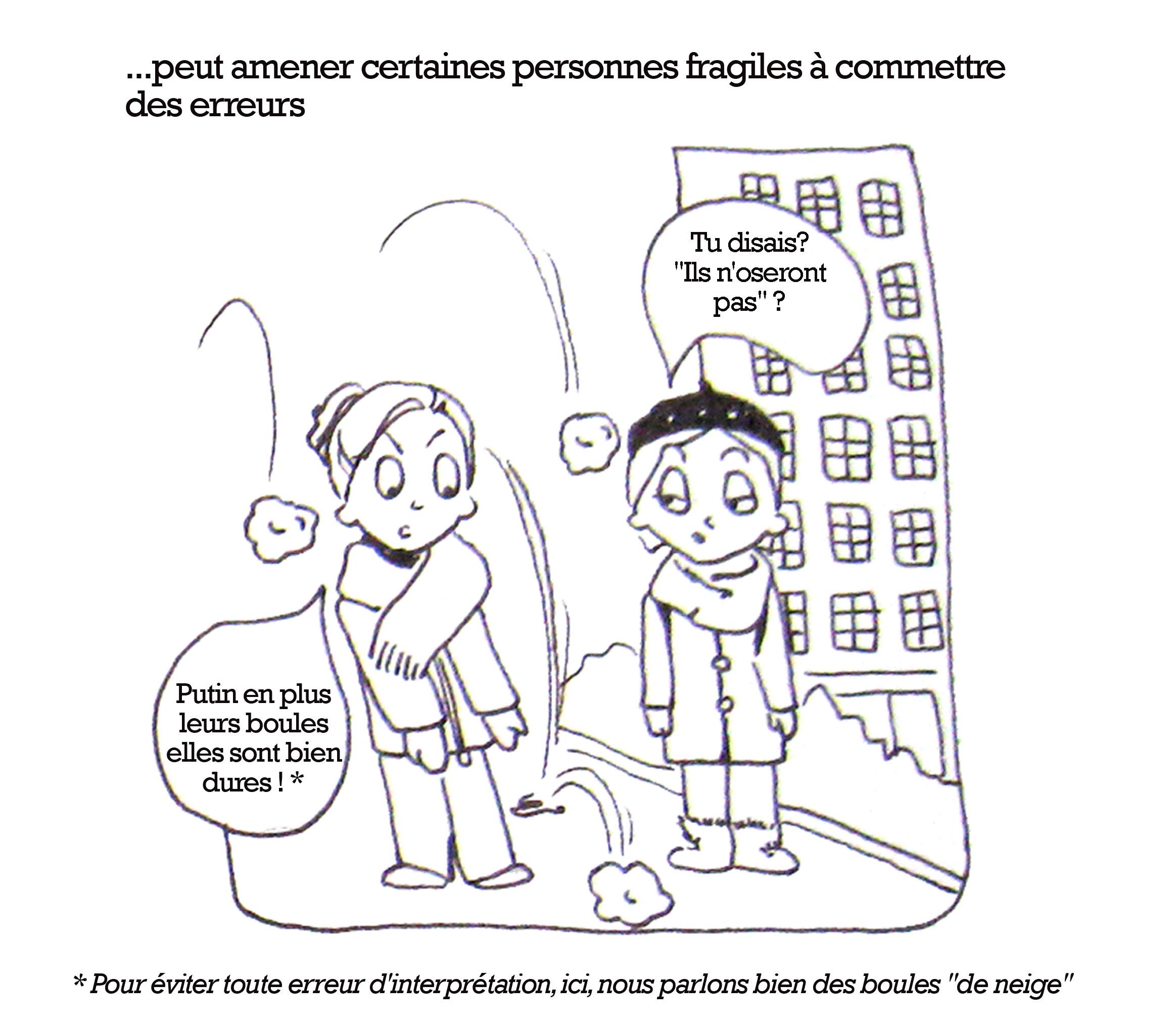 La Poulette de Bresse en baston